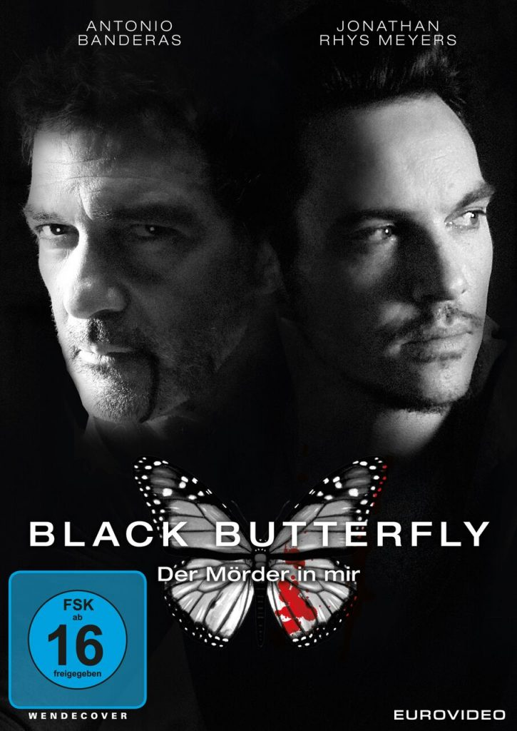 Black Butterfly DVD