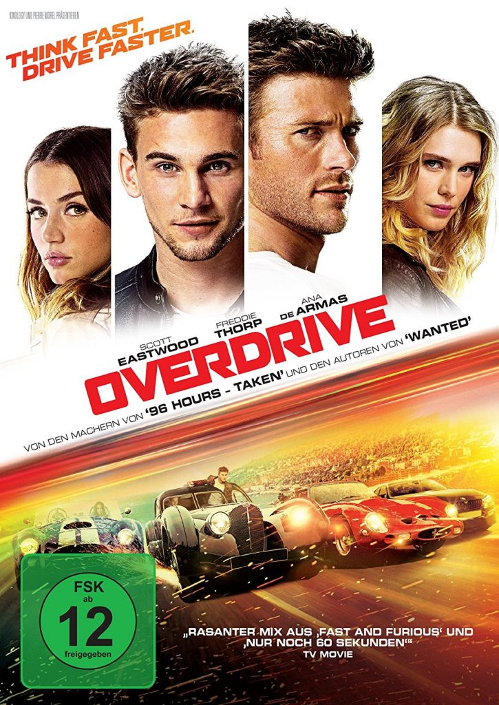Overdrive DVD
