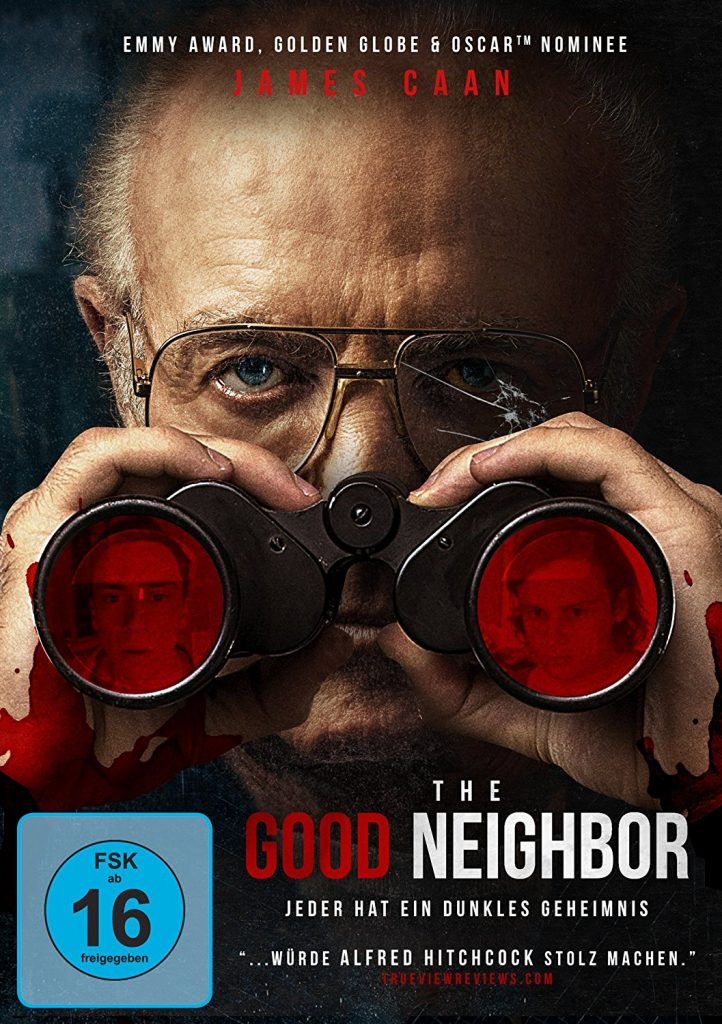 The Good Neighbor DVD
