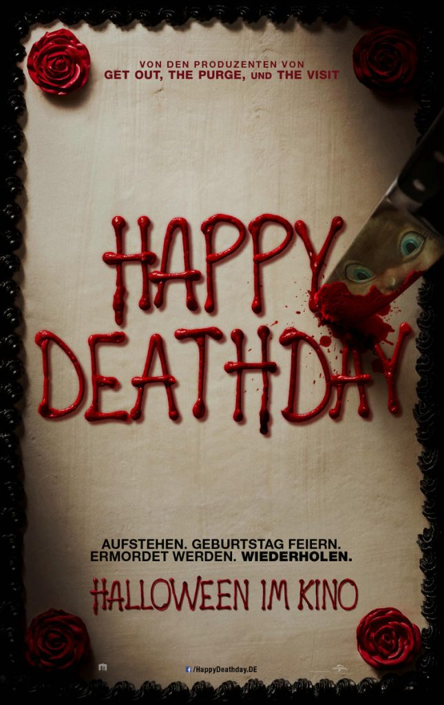Happy Deathday Poster